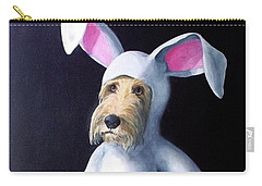 Gunther's Easter Parade Carry-all Pouch by Diane Daigle