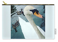Hakucho Means Swan  Carry-all Pouch