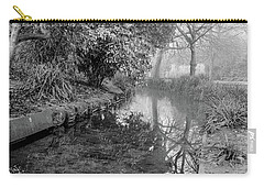 Carry-all Pouch featuring the photograph Hampden Park, Eastbourne by Will Gudgeon