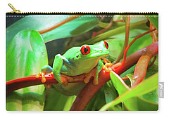 Hangin' In There Carry-all Pouch