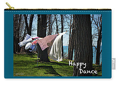 Happy Dance Carry-all Pouch
