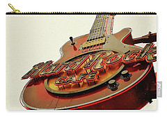 Hard Rock Cafe' Carry-all Pouch