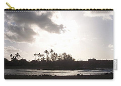 Hawaiian Morning Carry-all Pouch