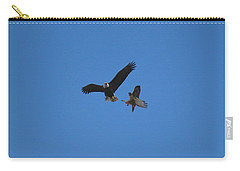 Hawk Vs Eagle Carry-all Pouch