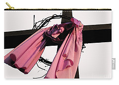 Carry-all Pouch featuring the photograph He Is Risen by Douglas Stucky