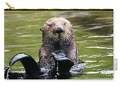 Heads Or Tails Carry-all Pouch