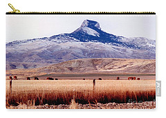 Heart Mountain - Cody,  Wyoming Carry-all Pouch