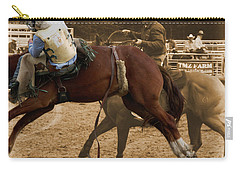 Helluva Rodeo-the Ride 6 Carry-all Pouch