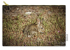 Here I Am Carry-all Pouch by Robert Bales