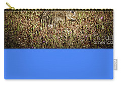 Carry-all Pouch featuring the photograph Here I Am by Robert Bales