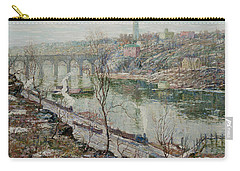High Bridge, Harlem River Carry-all Pouch