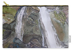 High Shoals Falls Carry-all Pouch