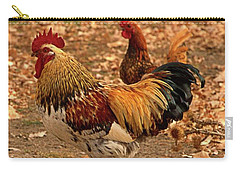 High-stepping Rooster Carry-all Pouch