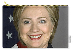 Hillary Clinton Carry-all Pouch by War Is Hell Store