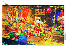 Holiday Widow Display In New York Carry-all Pouch