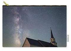 Carry-all Pouch featuring the photograph Holy  by Aaron J Groen