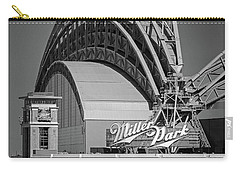 Home Of The Milwaukee Brewers Carry-all Pouch