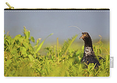 Horned Screamer Carry-all Pouch
