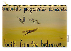 Humboldt Progressive Democrats Carry-all Pouch