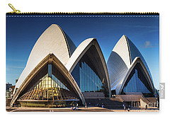 Iconic Sydney Opera House Carry-all Pouch