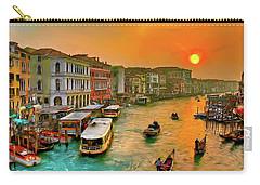 Imbarcando. Venezia Carry-all Pouch