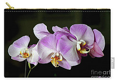 Carry-all Pouch featuring the photograph In The Pink by Mariarosa Rockefeller