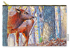 In The Wild Carry-all Pouch by Steve Warnstaff