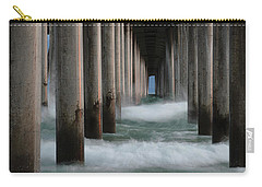 Carry-all Pouch featuring the photograph Infinity by Edgars Erglis