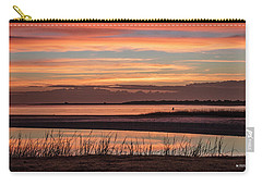 Inlet Watch Sunrise Carry-all Pouch