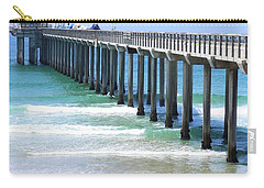 Into The Ocean Carry-all Pouch