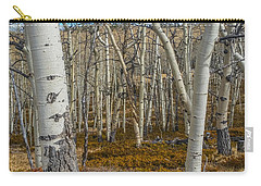 Into The Trees Carry-all Pouch