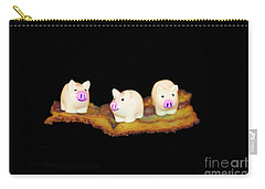 Ironic Pigs Carry-all Pouch