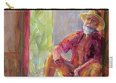 Island Dude Carry-all Pouch by Jill Musser