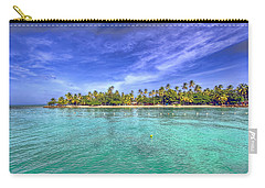 Island In The Sun Carry-all Pouch