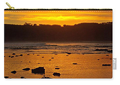 Island Sunset Carry-all Pouch by Blair Stuart