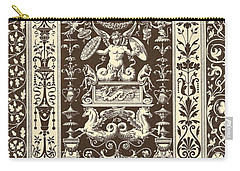 Italian Renaissance Carry-all Pouch