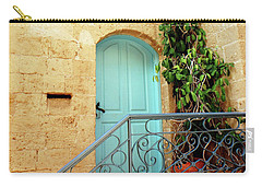 Jaffa-israel Carry-all Pouch