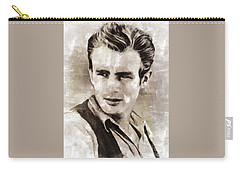 James Dean Hollywood Legend Carry-all Pouch
