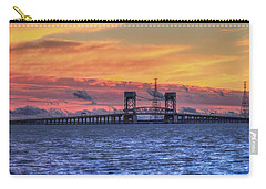 James River Bridge Carry-all Pouch