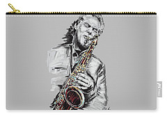 Jan Garbarek Carry-all Pouch