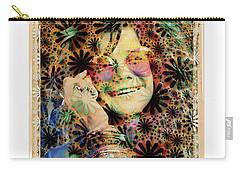 Janis Joplin Carry-all Pouch