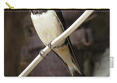 Swallow 2 Carry-all Pouch by John Topman