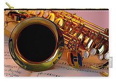 Jazz Saxaphone Carry-all Pouch