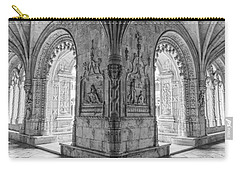 Jeronimos Monastery Belem Lisbon Carry-all Pouch