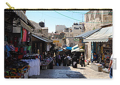 The Old City Of Jerusalem 1 Carry-all Pouch