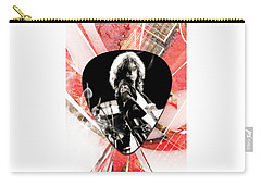 Jimmy Page Led Zeppelin Art Carry-all Pouch