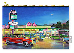 Muscle Car Cruise Night Carry-all Pouch