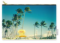 Kapukaulua Beach Maui North Shore Hawaii Carry-all Pouch