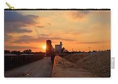 Katy Texas Sunset Carry-all Pouch