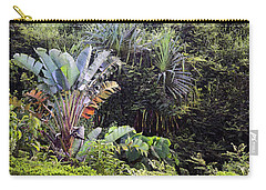 Kauai Jungle Carry-all Pouch by Frank Wilson